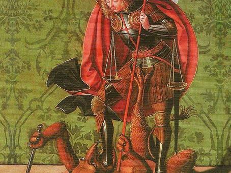 Exorcist Diary #125: St. Michael's Chaplet for Battle*
