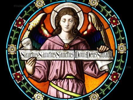Exorcist Diary #29: Sanctus Sanctus Sanctus