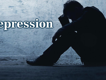 Exorcist Diary #64: Demons of Depression