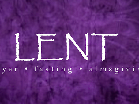 Exorcist Diary #37: Don't Miss Lent 2020