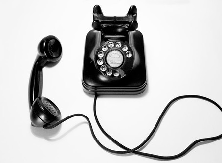 Exorcist Diary #94: Whom Are You Dialing?