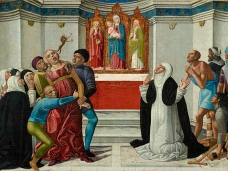 Exorcist Diary #144: Female Exorcists?