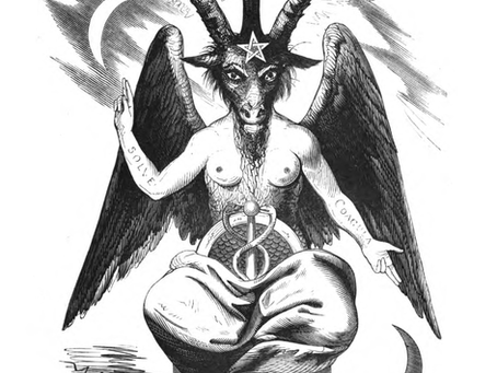 Exorcist Diary #135: A Prince of Hell on Fire