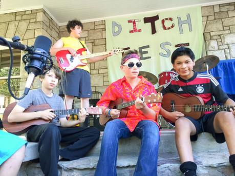 Creating Music At Sussex School