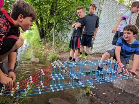 Bridge-Building Competition