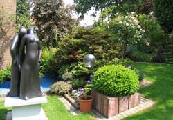 2 muses au jardin 2