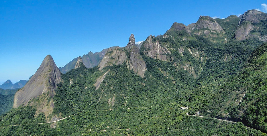 Parque Nacional da Serra dos Órgãos observação de aves birdwatching