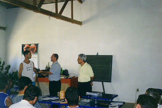 Curso Pratico 2004 Corrego da Prata 05