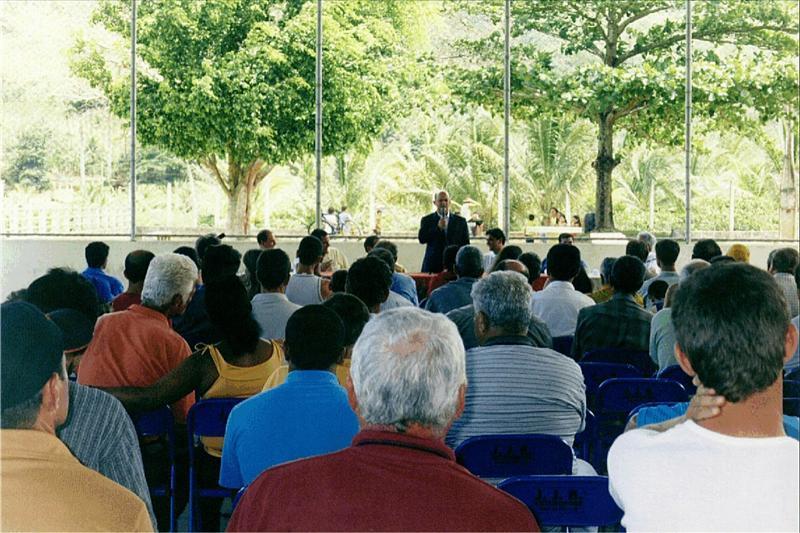 ENCONTRO REG CAFEIC 2004 - CORREGO PRATA