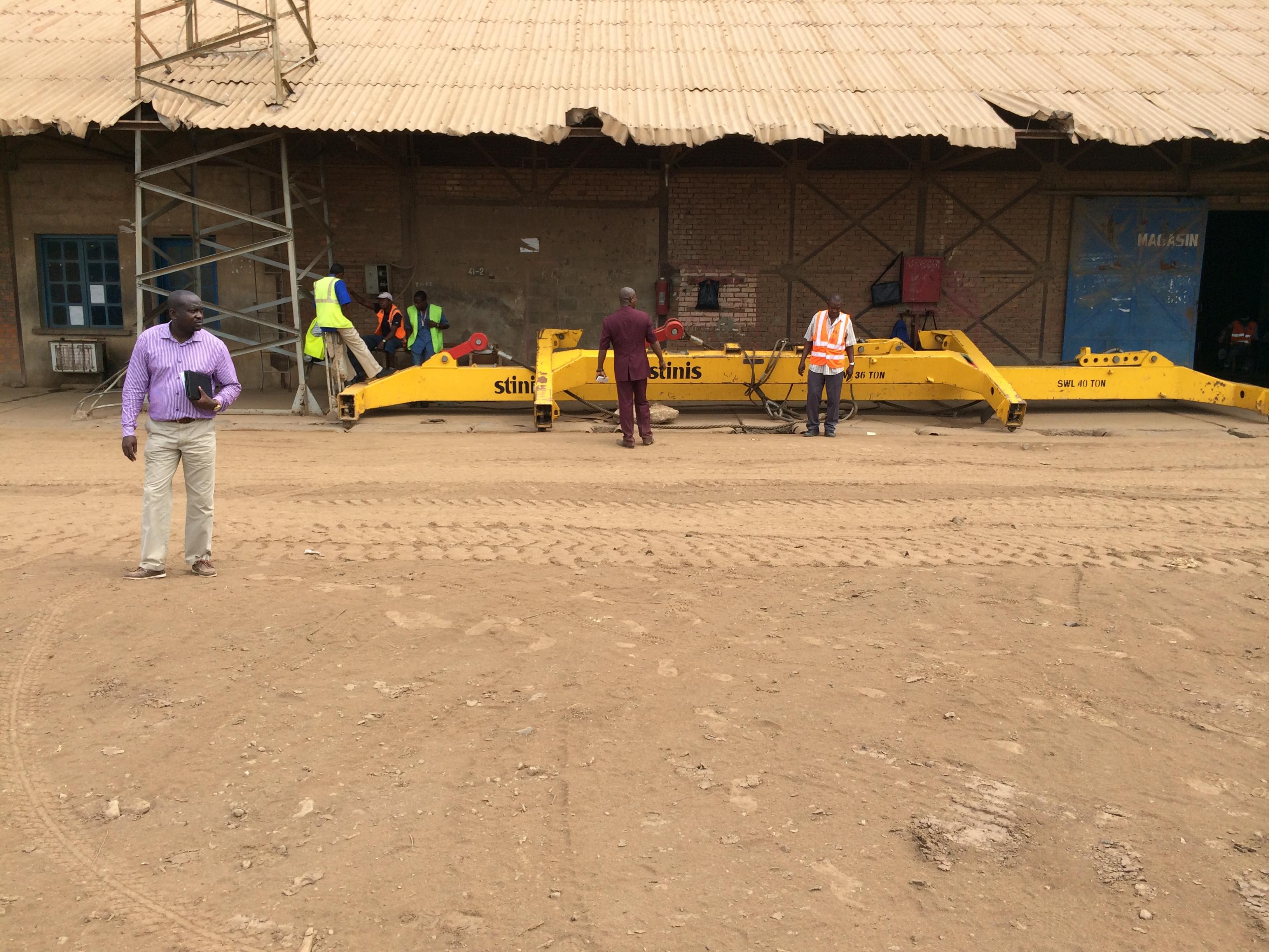 Boma Port Warehouses