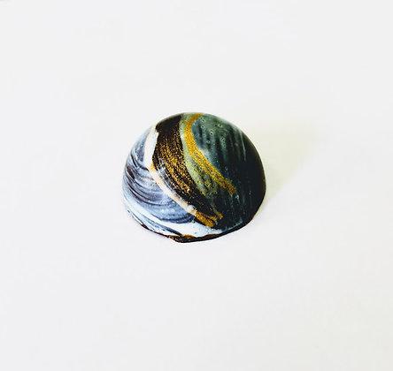 Pisztáciás Sós Karamella - 1 db bonbon