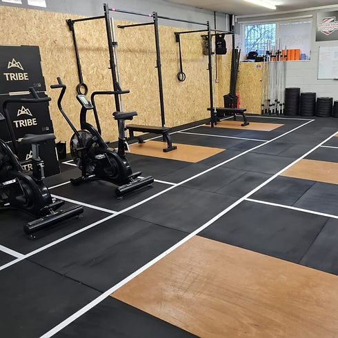 Project Fitness GB Houghton