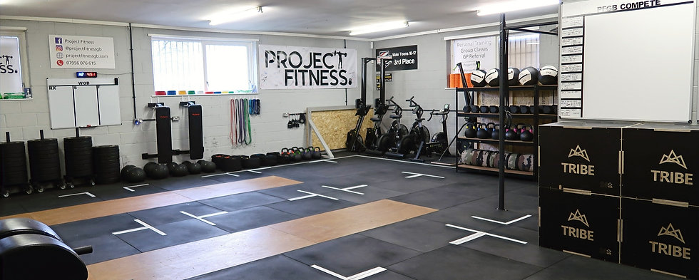 Houghton le Spring Functional Fitness Gym
