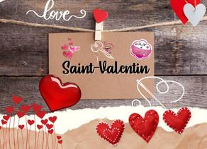 Saint Valentin : idée cadeaux