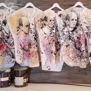 Pollock Kläder