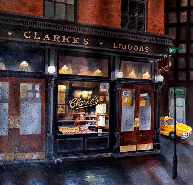 P.J. Clarkes