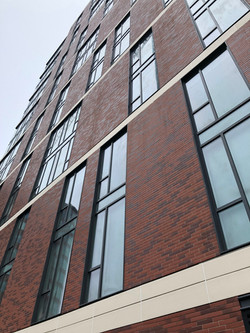 exterior cladding - brick