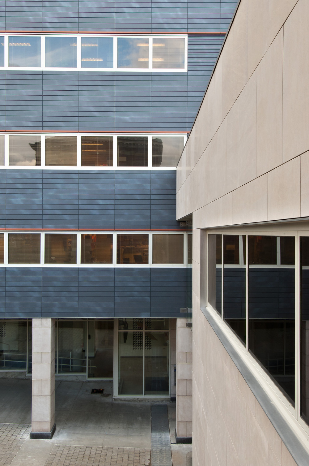 terracotta rainscreen case study at RPI college