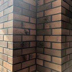 red brick tiles - corium brick