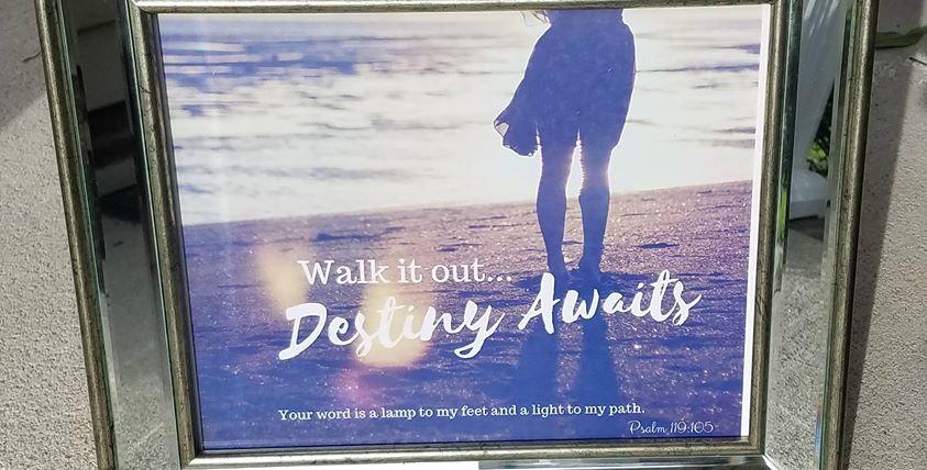 Walk It Out - Your Destiny Awaits