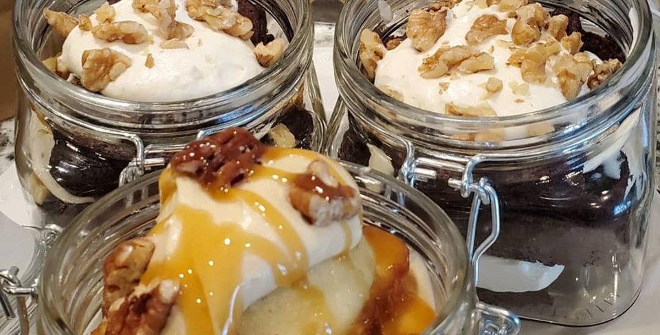 20oz Dessert Jars