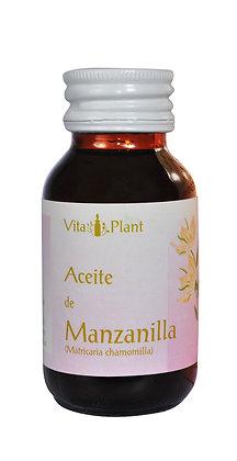 Manzanilla (Matricaria chamomilla) aceite