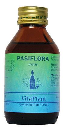 Pasiflora (Passiflora sp.) jarabe