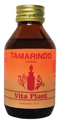Tamarindo (Tamarindus indica) jarabe