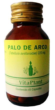 Palo de Arco (Tabebuia avellanadae) cápsulas