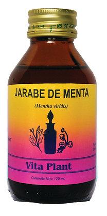 Menta (Mentha viridis) jarabe