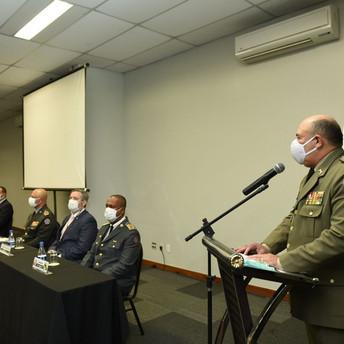 Palestras marcam a primeira manhã da reunião ordinária do CNCG