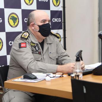 CNCG discute identidade nacional das Forças Militares de Segurança Pública com Ministério da Justiça