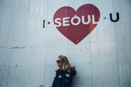 Céline's travelogue: Seoul