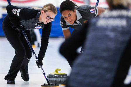 Stockholm Ladies Curling Cup 2016