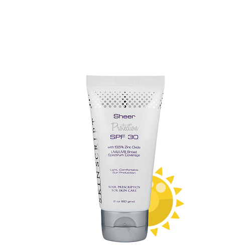 Sheer Protection SPF 30, 2oz
