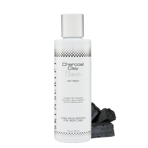 Charcoal Clay Cleanser, 6.5oz