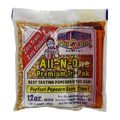 All-In-One Popcorn