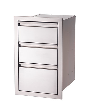3 Drawer Compartment