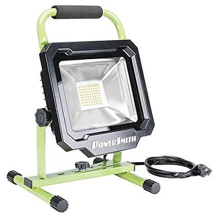 Single LED Work Light