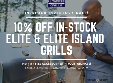 IN-STOCK INVENTORY SALE OF THE YEAR