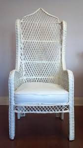 Havana White Chair