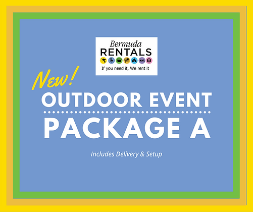 Outdoor Event Package A