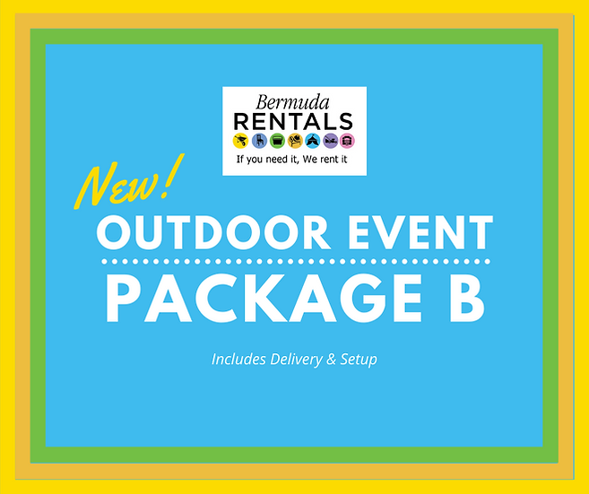 Outdoor Event Package B