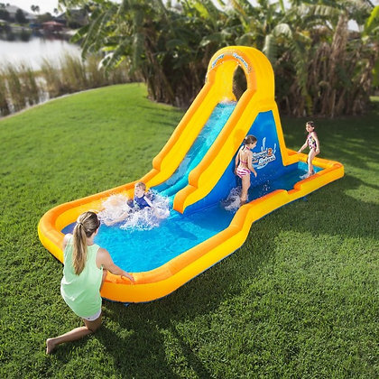 Spray N Slide - Water Slide