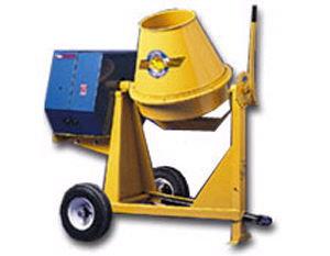 Gas Cement Mixer