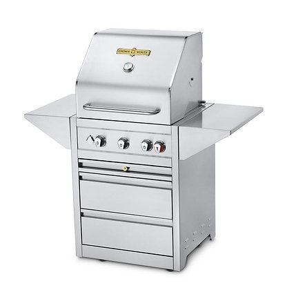 24″ Estate Series Elite Mobile Grill