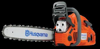 "Husqvarna 18"" Chainsaw"
