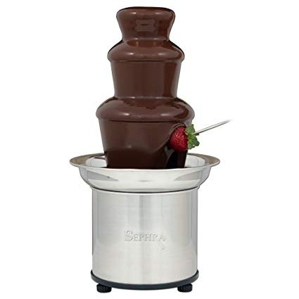 Small Chocolate Fountain