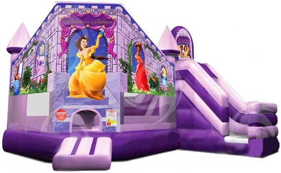 Princess Palace - Bouncy Castle
