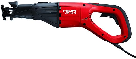 Hilti WSR 1400-PE Reciprocating Saw